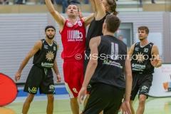 Basketball_Herren_07. Oktober 2018_09