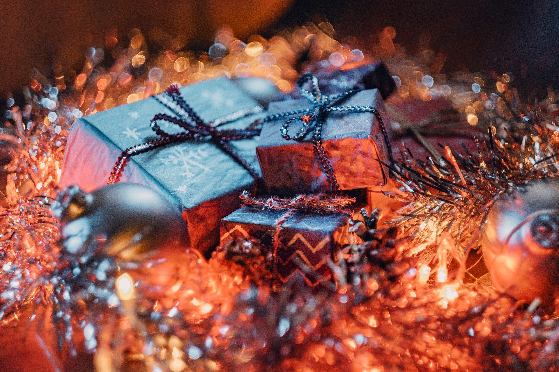 Fröhliche Weihnachten und ein glückliches Jahr 2021