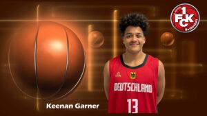Keenan Garner hat es geschafft