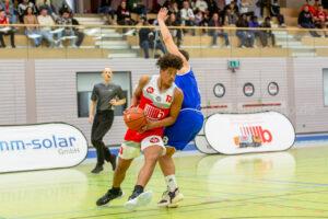 FCK – Basketballer wollen positiven Trend fortsetzen